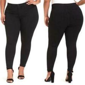 Torrid Premium Stretch Sky High Skinny Jean